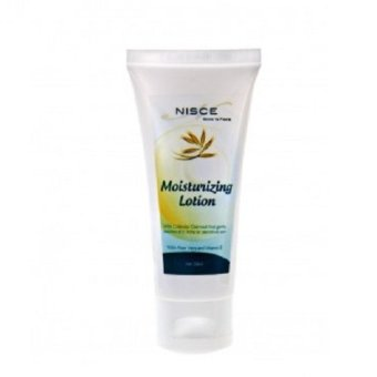Nisce Oatmeal Moisturizing Lotion 50ml