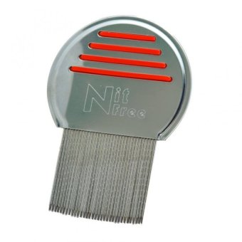 Nit Free Terminator Stainless Steel Comb