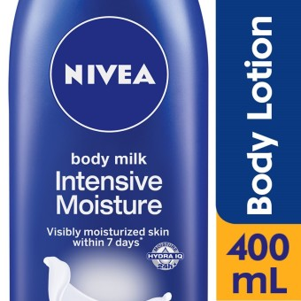 NIVEA Body Lotion Intensive Moisture Body Milk 400ml