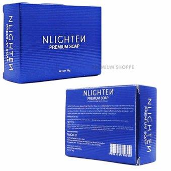 Nlighten Acne Solution ( Nlighten Kojic Papaya Soap withGlutathione, Nlighten Facial Cleanser, Nlighten Premium Soap ) - 3