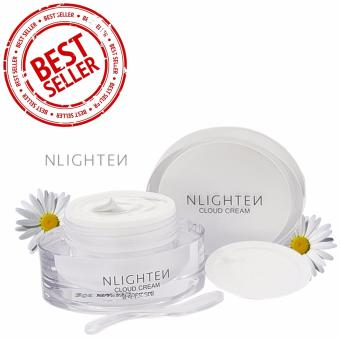 NLighten Cloud Cream (Facial all in one day and night nourishingand whitening cream) with White Rice Extract ( Branded Products )