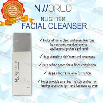 Nlighten Facial Cleanser 100ml (Pore MInimizer)
