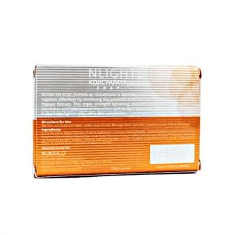 Nlighten Kojic Papaya with Glutathione Soap 135g Set of 3 - 3