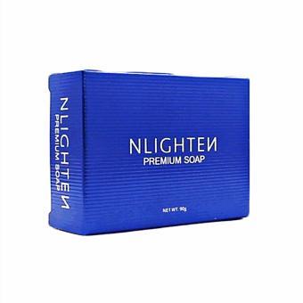 NLIGHTEN PREMIUM SOAP - GLUTATHION WITH COLLAGEN - ANTI AGING SOAP - 2