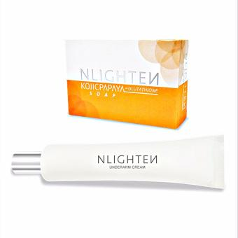 Nlighten Whitening and Smoothening Cream for Underarm