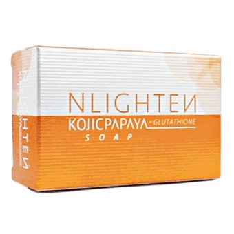 Nlighten Whitening Soap (Nlighten Kojic Soap with Glutathione) - 2