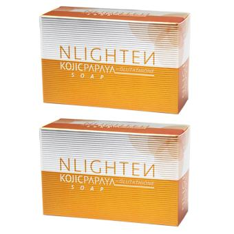 Nlighten Whitening Soap (Nlighten Kojic Soap with Glutathione)