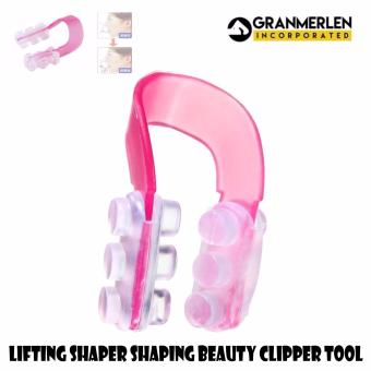 Nose Up Clip Lifting Shaper Shaping Beauty Clipper Tool (Pink) Price Philippines