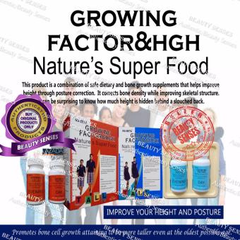 Nu-Beta Growing Factor & HGH Nature's Super Food For Girl Box Of 30 Tablets - 4
