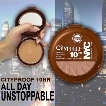 NYC City Proof 10HR Bronzer