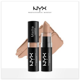 Nyx Profesional Makeup MLS21 Matte Lipstick - Butter - 3