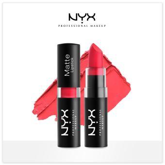 Nyx Profesional Makeup MLS42 Matte Lipstick - Crave - 3