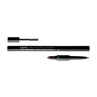 Nyx Professional Makeup 31B04 3 IN 1 Brow - Caramel