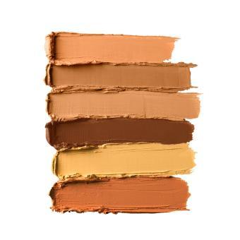 Nyx Professional Makeup 3CP03 Conceal, Correct, Contour Palette - Deep - 2