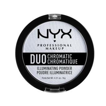 Nyx Professional Makeup DCIP01 Duo Chromatic Illuminating Powder - Twilight Tin Price Philippines