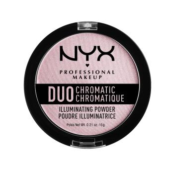 Nyx Professional Makeup DCIP02 Duo Chromatic Illuminating Powder - Lavender Steel Price Philippines