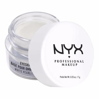Nyx Professional Makeup ESB02 Eye Shadow Base - White Pearl
