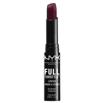 Nyx Professional Makeup FTLS06 Full Throttle Lipstick - Night Crawler