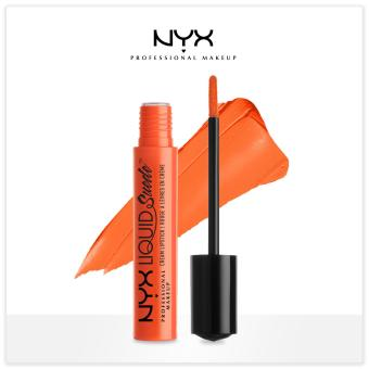Nyx Professional Makeup LSCL14 Liquid Suede Cream Lipstick - Foiled Again - 2