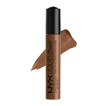 Nyx Professional Makeup LSCL22 Liquid Suede Cream Lipstick - Downtown Beauty