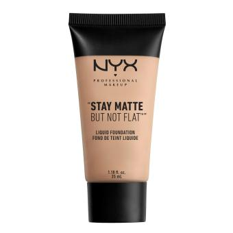 NYX Professional Makeup SMF01PT7 Stay Matte Not Flat Foundation - Nude Beige
