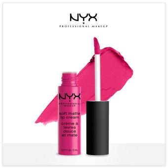 NYX Professional Makeup SMLC07 Soft Matte Lip Cream - Addis Ababa - 2