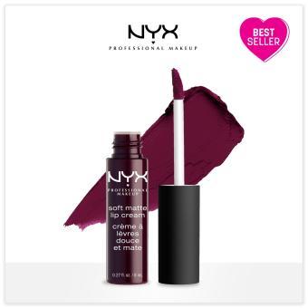 NYX Professional Makeup SMLC21 Soft Matte Lip Cream - Transylvania - 2