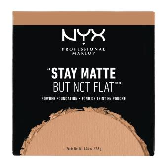 NYX Professional Makeup SMP10PT5 Stay Matte But Not Flat Powder Foundation - Beige