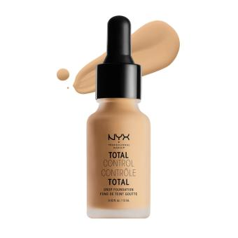 NYX Professional Makeup TCDF08 Total Control Drop Foundation - True Beige Price Philippines