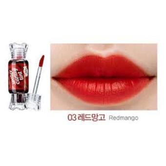 OEM Water Candy Tint Blush On and Cheek Tint Lipstick (Red Mango)19g Price Philippines