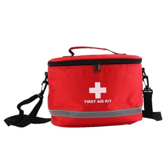 OH Sports Camping Home Medical Emergency Survival First Aid Kit Bag Outdoors