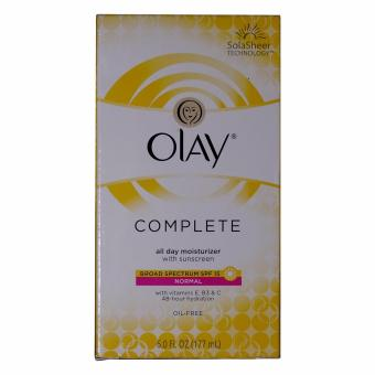 Olay Complete All Day Moisturizer with Broad Spectrum SPF 15 177ml - 2