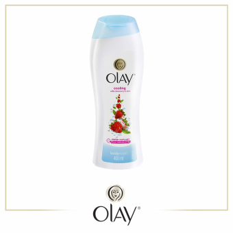 Olay Cooling White Strawberry & Mint Body Wash 400ml