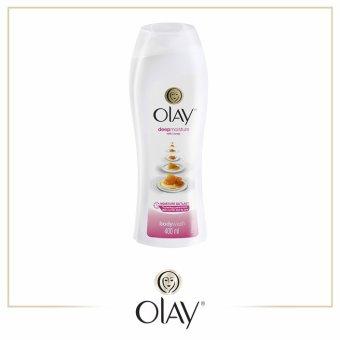 Olay Deep Moisture with Honey Body Wash 400ml