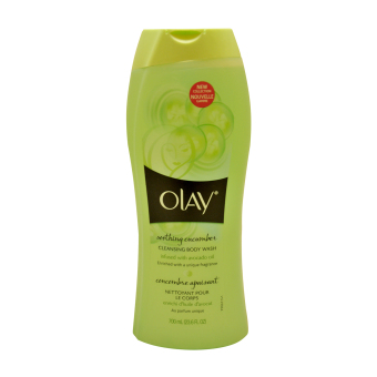 Olay Soothing Cucumber Cleansing Body Wash 700ml