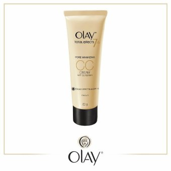 Olay Total Effects 7-in-1 Pore Minimizing CC Cream with SPF 15 50g (Medium)