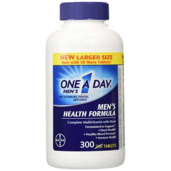 One A Day Men's Multivitamins, 300 Tablets