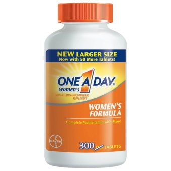 One A Day Women's Multivitamins, 300 Tablets