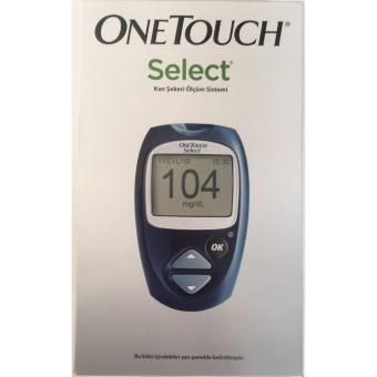 One Touch Select System Blood Glucose Monitor by Lifescan Johnsonand Johnson Price Philippines
