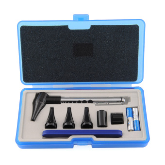 Ophthalmoscope Otoscope Stomatoscop Diagnostic Set for Ear Eye Mouth Health - 2