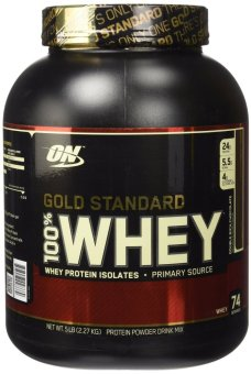 Optimum Nutrition 100% Whey Gold Standard Double Rich Chocolate2.27kg
