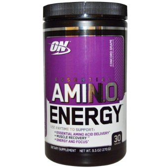 Optimum Nutrition Essential Amino Energy Concord Grape 270oz