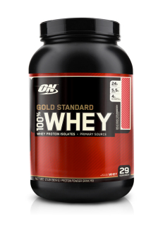 Optimum Nutrition Gold Standard 100% Whey 2lbs (Delicious Strawberry) Price Philippines