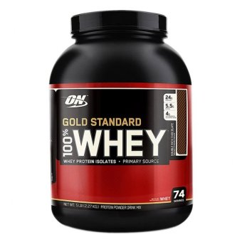 Optimum Nutrition Gold Standard 100% Whey 5lbs (Choco) Price Philippines