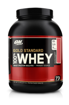 Optimum Nutrition Gold Standard 100% Whey 5lbs (Delicious Strawberry) Price Philippines