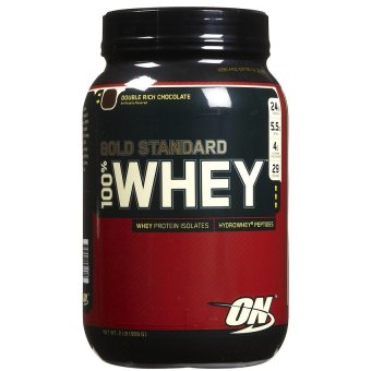 Optimum Nutrition Gold Standard 100% Whey Protein 2lbs (Chocolate)