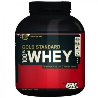 Optimum Nutrition Gold Standard 100% Whey Protein 5lbs (Chocolate) Price Philippines