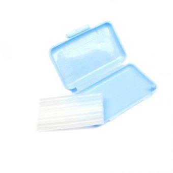 Orange scent 10 Packs Dental Orthodontics Ortho Wax For Braces gumirritation - 3