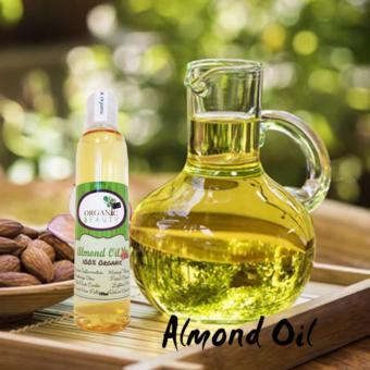 Organic Beauty Lab Almond Oil 100ml