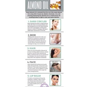 Organic Beauty Lab Almond Oil 50ml - 2